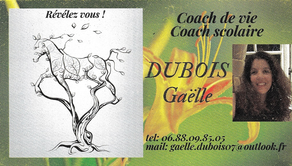 Gaëlle DUBOIS coaching